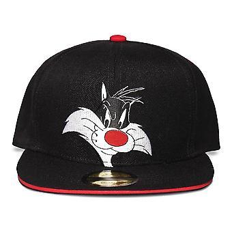 Space Jam: Een nieuwe legacy Sylvester de Cat Snapback Baseball Cap