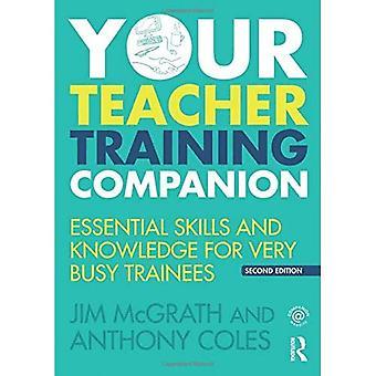 Votre compagnon de formation des enseignants