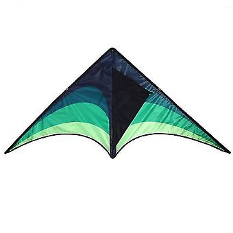 Delta Kite With Handle Line Outdoor Nylon Ripstop Flying Kites