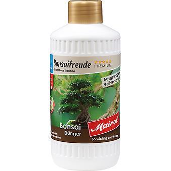 MAIROL Bonsai Fertilizer Liquid, 500 ml, Bonsai Joy