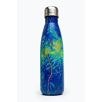 Hype Abstract Metal Bottle