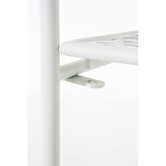 Kirjahylly - Moderni - Valkoinen - 61 cm x 33 cm x 153 cm