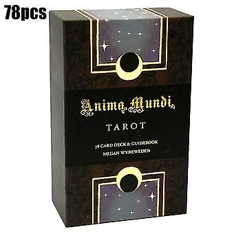 Card games fun game tarot cards anima mundi box divination occult divination card party