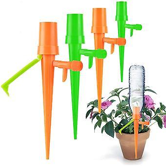 Växtvattningsanordningar planterar automatisk droppbevattningssats anläggning självberedd vattenspets