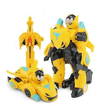 カラエレ・インリャンジン・イジェディションデフォルメパーソナルロボットモデル屋内おもちゃ