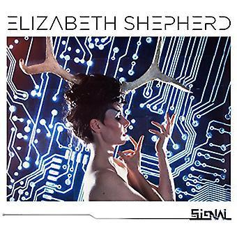 Elizabeth Shepherd - importation USA Signal [CD]