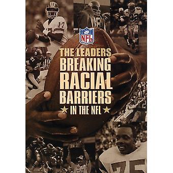 NFL ledare-Breaking ras hindren i Nf [DVD] USA import