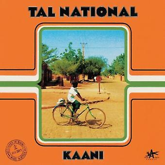 Tal National - Kaani [CD] USA import