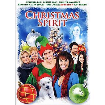 Christmas Spirit [DVD] USA import