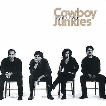 Importer des Cowboy Junkies - Lay It Down [CD] é.-u.