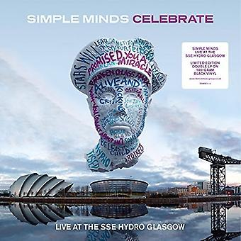 Simple Minds - Celebrate-Live at the Sse Hydro [Vinyl] USA import