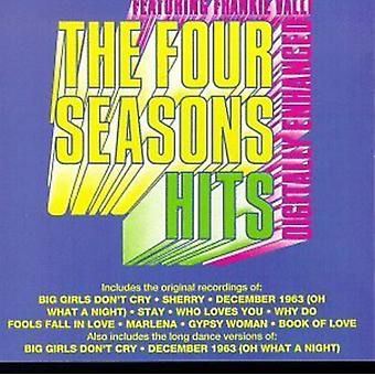 Four Seasons - Hits [CD] USA import