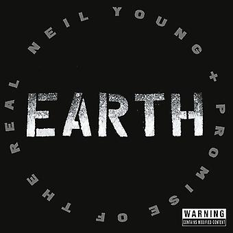 Neil Young + Promise of the Real - Earth (2CD) [CD] USA import