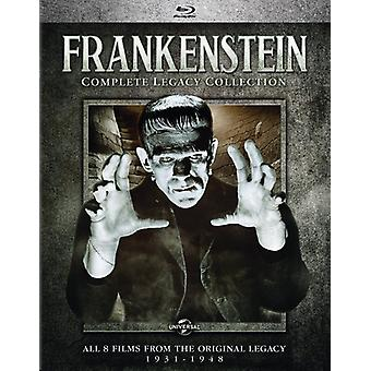 Frankenstein: Completo Legacy Collection [Blu-ray] USA importare