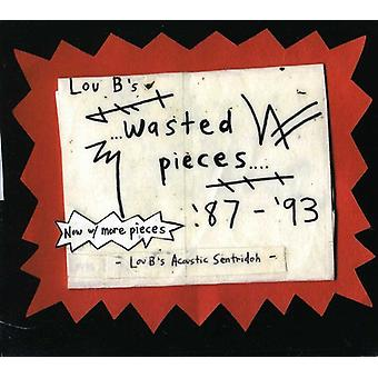 Sentridoh - Lou B's Wasted Pieces 87-93 [CD] USA import
