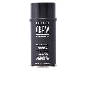 American Crew rasage protectrice mousse onctueuse mousse 300 Ml pour les hommes