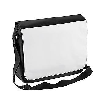 Bagbase sublimering Messenger Bag (9 liter)