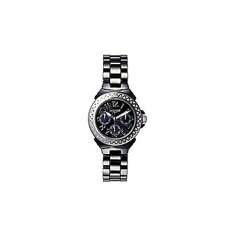 Lancaster women's watch ceramic of diamonds OLA0649SS NR