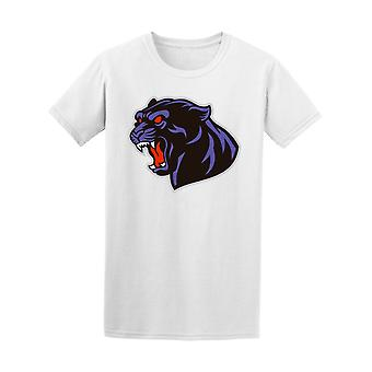 Black Panther Head Tee Men's -Image by Shutterstock