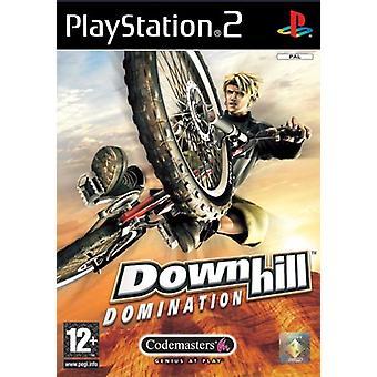 Domination de descente (PS2) - Usine scellée
