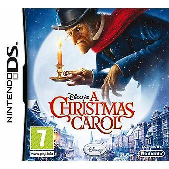 Disneys A Christmas Carol (Nintendo DS) - As New