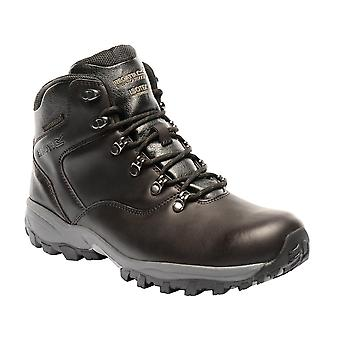 Regatta Great Outdoors Mens Bainsford Waterproof Leather Hiking Boots