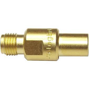 Telegärtner J01155A0041 Coax adapter SMA socket - SMB socket 1 pc(s)