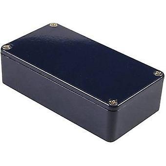 Hammond Electronics 1590XXCB boîtier universel 145 x 121 x 39 Aluminium bleu 1 PC (s)