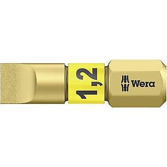 Wera 800/1 BDC Slot drive bit 6,5 mm In lega di acciaio utensile in lega, DLC rivestito D 6.3 1 pc(s)