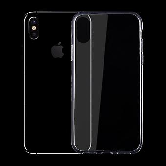 XR 6.1 inch case for Apple iPhone silicone case ultra thin transparent cover