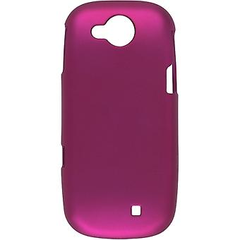 Wireless Solutions Color Click Snap On Case for Dell Aero - Fuchsia