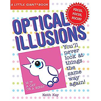 Sterling kirjoja Pikku jättiläinen kirja: optisia illuusioita
