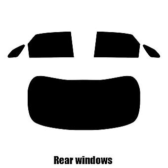 Pre cut window tint - Lexus RX - 2016 and newer - Rear windows