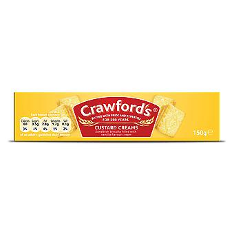 Crema pasticcera Crawfords creme biscotti