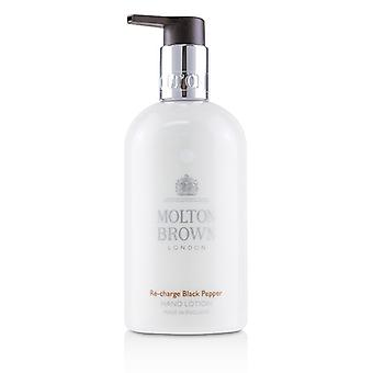 Molton Brown Re-charge Black Pepper Hand Lotion - 300ml/10oz