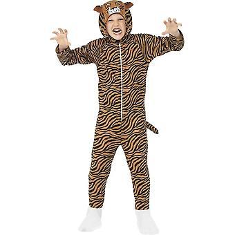 Tiger Costume, Medium Age 7-9