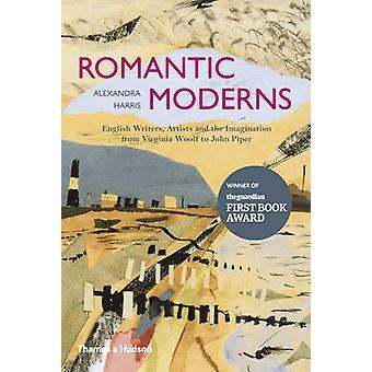 Les romantiques modernes - auteurs anglais - artistes et l'Imagination f