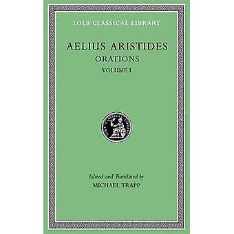 Reden - Volumen I - Band 1 von Aelius Aristides - 9780674996465 Buch