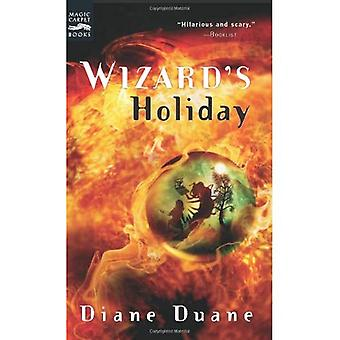Wizard's Holiday (Young Wizards)