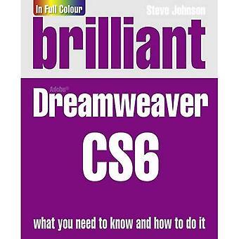 Brilliant Dreamweaver CS6