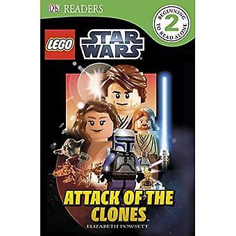 DK czytelników: Lego Gwiezdne wojny: atak klonów