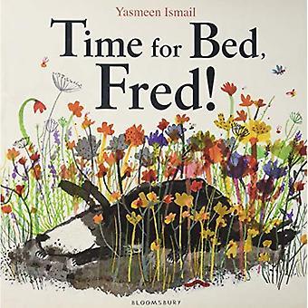 Temps pour le lit, Fred!: gros livre