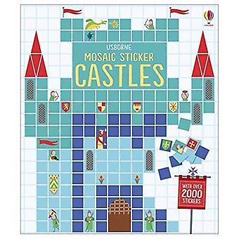 Mozaïek Sticker kastelen (Sticker boek)