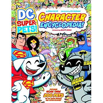 DC-Super-Haustiere-Charakter-Enzyklopädie