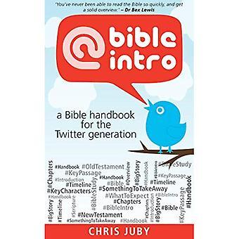 @Bibleintro: un manuel de la Bible pour la génération Twitter