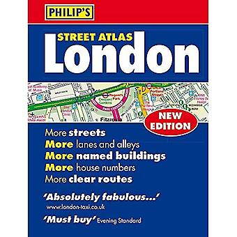 Philip's Street Atlas London: Mini Paperback Edition (Philip's Street Atlas)