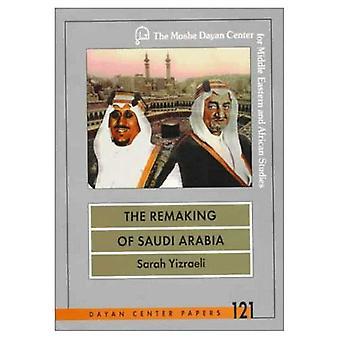Przeróbka Arabia Saudyjska: walki między Sa'ud król i książę Faysal, 1953-1962 (Dajana centrum dokumentów, 121)