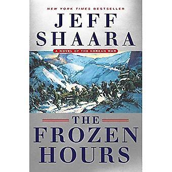 De bevroren uren: Een roman van de Koreaanse oorlog