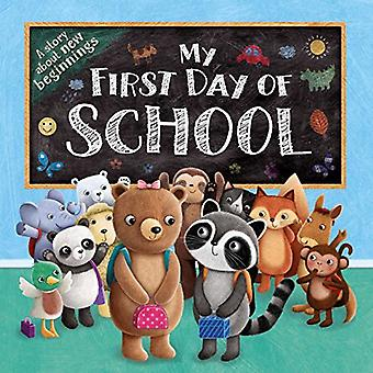 My First Day of School [Board book]