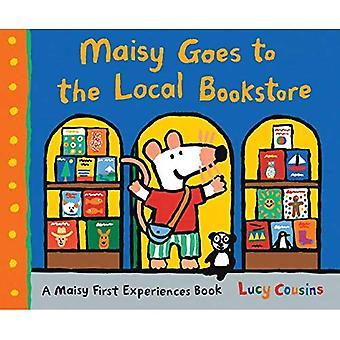 Maisy va a la librería Local: experiencias de un primer Maisy libro (Maisy)
